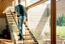Treppen / Treppen für den Flur