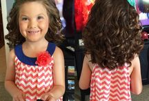 Kids / Pageants & Hairstyles