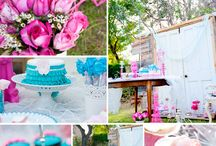 Party Ideas / by Crissy G. - Cristin Graham