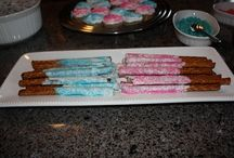gender reveal party ideas for Angel