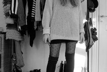 Outfits / All original natural, modern, casual, cozy outlooks