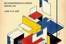 Rietveld-Mondrian related