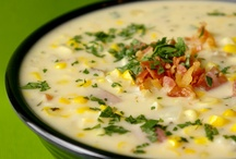 Soup du Jour / Soup, Stew, Chili, and Chowder / by Confection Queen