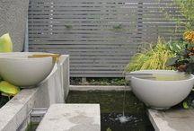 Garden Features Inspiration / Accessories for your garden.