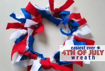 Summer/4th of July Crafts