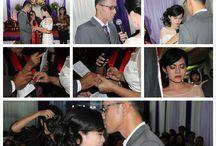 My work Wedding photography