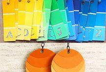 Ideias coloridas