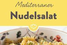 Salat, Vorspeisen, kleiner Hunger