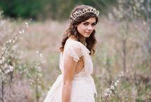 Novia / Bride / by WeddingCrafters