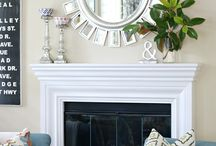 Fireplace / by Victoria Homan