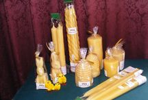 How to make Natural Beeswax candles / Learn how to make candles with an award winning beeswax candle-making expert at our Centre in the Hampshire South Downs on Sat 24th Sept 2016