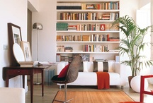Book Nooks / by Toy Bourn