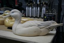 Decoy Carving / by Brian Keahey