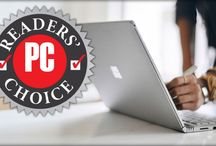 Readers' Choice Awards / Every year we ask readers to rate their hardware and software. These are their favorites.  / by PCMag