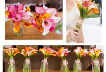 Calla bouquets/boutonnieres 2