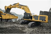 escavation mining equipment