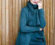 Wollen vesten en truien Irelandseye / Wollen truien en vesten van het Ierse merk Irelandseye