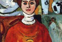 ΠΙΝΑΚΕΣ Henri Matisse