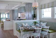 Sofá cozinha