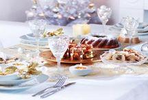 Recettes de fêtes / Une sélection de recettes pour les fêtes de fin d'année