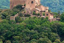 kastelen en oude gebouwen