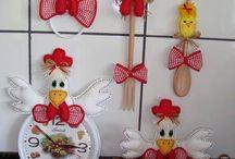 decoración para cocina