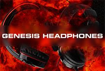 Genesis Headphones / Genesis Headphones