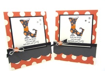 Halloween.....Stampin' Up / by Sandy Carlson, Stampin' Up Demonstrator