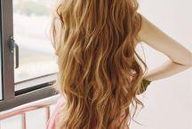 Loooong Hair / hair extensions