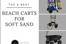Best Beach Carts For Soft Sand