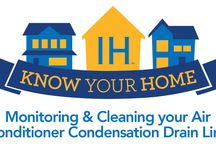 How To Maintenance Videos / Now, maintaining your Invitation Home is easier than ever! We've created a series of short videos that help you solve issues around the house that are your responsibility, from replacing your AC filter to fixing a clogged toilet. Watch the Know Your Home videos now on the Invitation Homes YouTube channel. youtube.com/invitationhomes