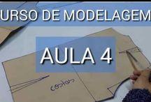 Costurando Modelagem