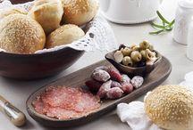 Brød og rundstykker o.l.