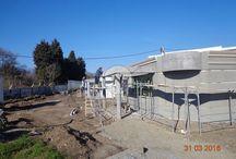 Sunset Resort Water Park - Construction Updates - 01.04.2016
