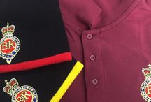 Household Cavalry Embroidered Kit!