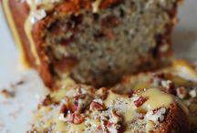 Autumn Breads/Muffins/Scones
