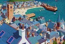 Cornwall Artists