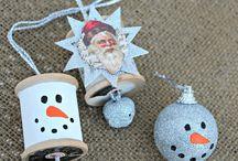 ornament ideas / by Tami Demann