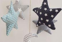 Regalos para recién nacido / Detalles hechos a mano para recién nacidos