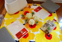 "DIFFA + Picnic by Design 2014 created by Tina Ramchandani Creative / Tina Ramchandani Creative creates a Scandinavian + Finnish inspired picnic design entitled ""Shades of New York"" for Picnic by Design 2014 hosted by DIFFA. #TRCreative #PicnicbyDesign #DIFFA"