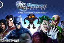 DC Universe Online / DC Universe Online oyun videoları