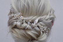 hair - bridal