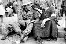 Italian Soldiers During WW2 / Italian soldiers were wrongly maligned and labeled as cowards. In fact it was not their fault. The Italian leadership was weak and could not motivate the soldiers properly