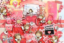 Valentine - Kit / http://www.oscraps.com/shop/SoMa-Designs/