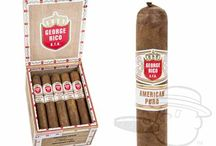 Cigars // G.A.R. / Click through to our site for even more options on shapes and wrappers.