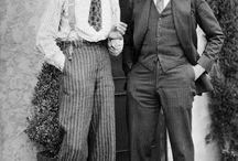 Men's fashion 1930s