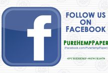 PURE HEMP Social Media / Other Platforms You Can Find Us On Out In The Social Media Landscape #Hashtag #HaHa