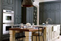 Gorgeous Gray Kitchens / Gorgeous gray kitchens  / by Life's Collections