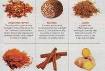 Condimente pentru sanatate.