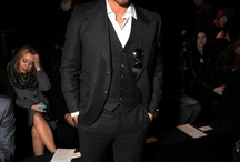 Male Celebrity Red Carpet Fashion / by SOCIALITE LIFE